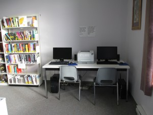 Les bibliothèques Ordinateurs
