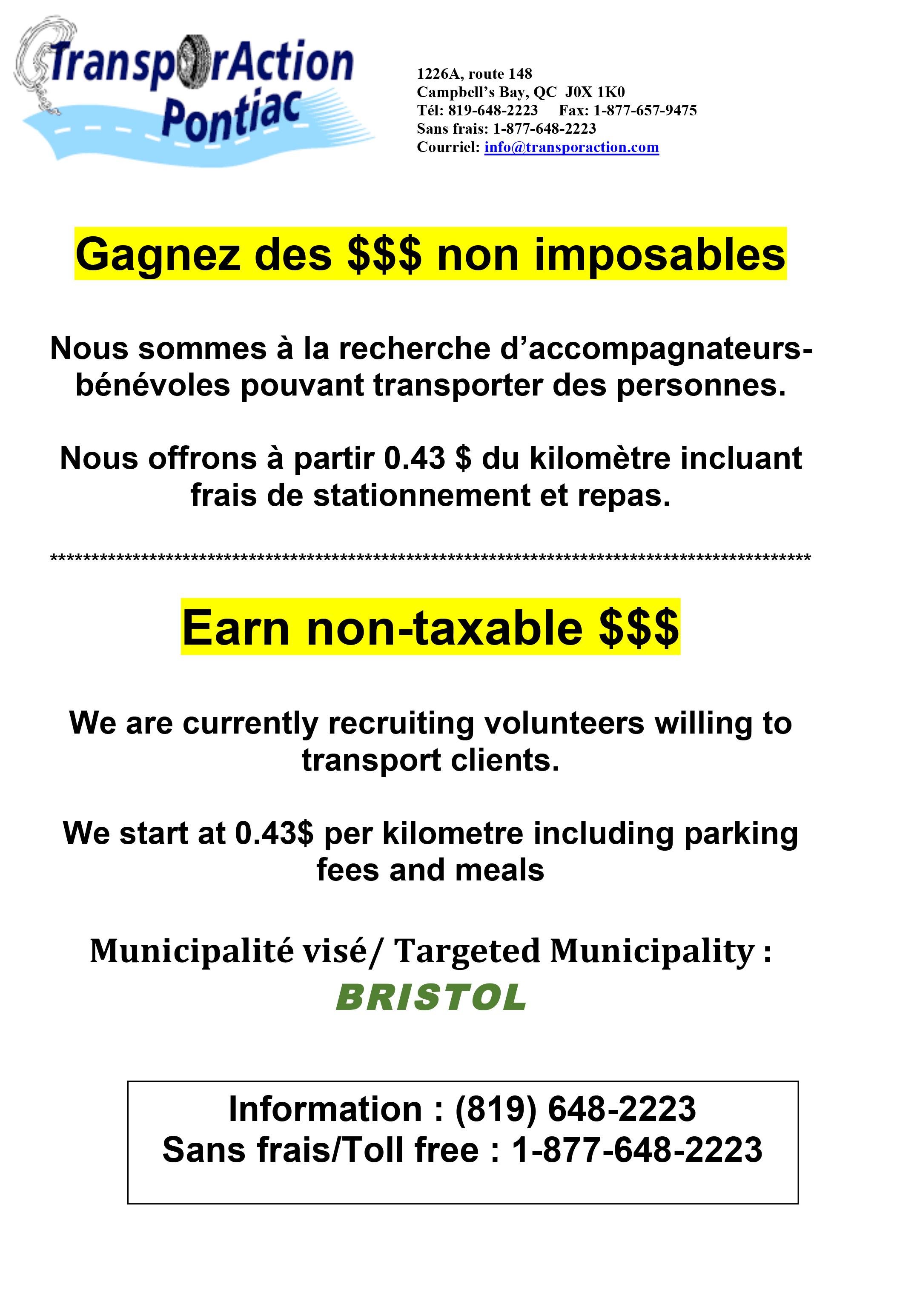 Recrutement-bénévole-MUNICIPALITÉ-BRISTOL