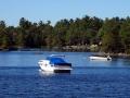 Norway Bay boat